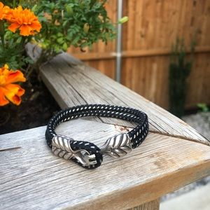 David Yurman two row bracelet